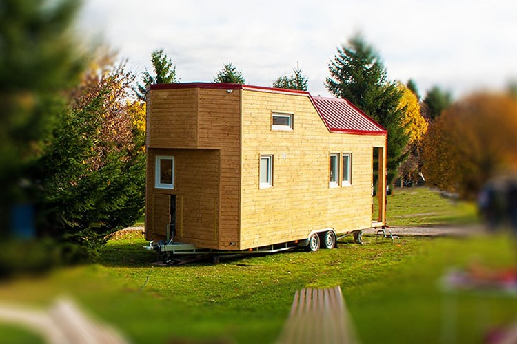 Tiny House - Referenzhaus
